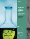 Introduction to Organic Laboratory Techniques Book