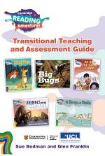 Cambridge Reading Adventures Green to White Bands Transitional Teaching and Assessment Guide