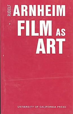 Film as Art PDF