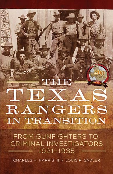 Download The Texas Rangers in Transition Book