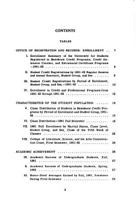 University of Michigan Official Publication