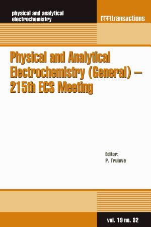 Physical and Analytical Electrochemistry  General    215th ECS Meeting PDF