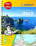 Italy Tourist and Motoring Atlas 2021
