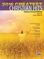 2016 Greatest Christian Hits PDF