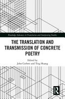 The Translation and Transmission of Concrete Poetry PDF