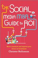 The Social Media MBA Guide to ROI PDF