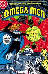 The Omega Men (1983-) #15