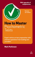 How to Master Psychometric Tests PDF