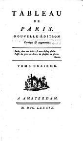 Tableau de Paris: Volume1