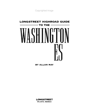 Longstreet Highroad Guide to the Washington Cascades PDF