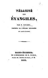 Véracité des Evangiles