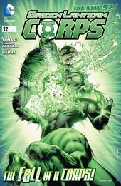 Green Lantern Corps (2011-) #12
