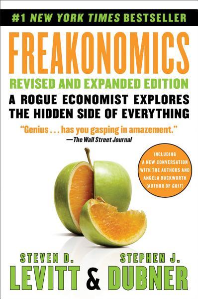 Freakonomics Rev Ed Pdf Book