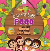 Activity Book Food - Chichi & Chacha