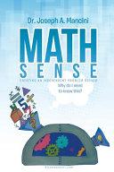 Math Sense PDF