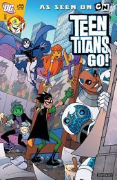Teen Titans Go! (2003-) #55