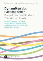 Dynamiken des P  dagogischen PDF