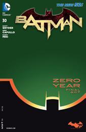 Batman (2011- ) #30