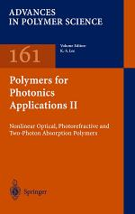 Polymers for Photonics Applications II