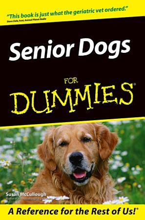 Senior Dogs For Dummies   PDF