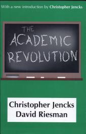 The Academic Revolution