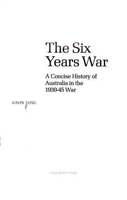 The Six Years War PDF