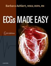 Pocket Guide for ECGs Made Easy - E-Book: Edition 6
