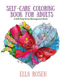 Self-Care Coloring Book For Adults
