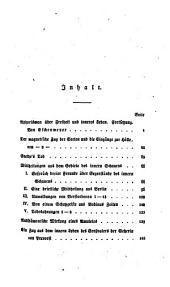 Blätter aus Prevorst: Originalien u. Lesefrüchte für Freunde d. inneren Lebens, Band 4