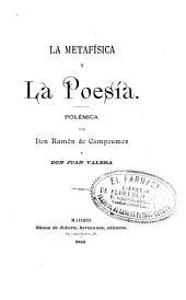La metafísica y la poesía: polémica