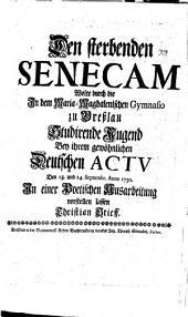 Der sterbende Seneca ...
