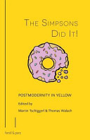 Download The Simpsons Did It  Book