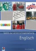 Spiele zur Unterrichtsgestaltung   Englisch PDF