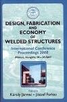 Design  Fabrication and Economy of Welded Structures