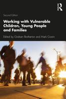 Working with Vulnerable Children  Young People and Families PDF