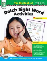 Big Book of Dolch Sight Word Activities, Grades K - 3