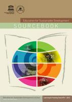 Education for Sustainable Development     N   4     Sourcebook  learning   training tools  PDF