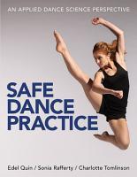 Safe Dance Practice PDF