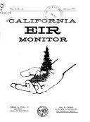 California EIR Monitor