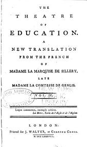 The Theatre of Education: Volume 4