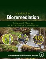 Handbook of Bioremediation PDF