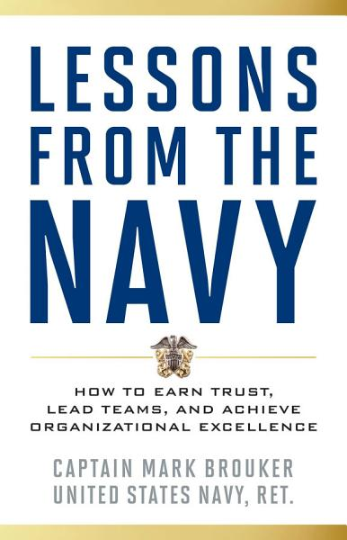 Download Lessons from the Navy Book