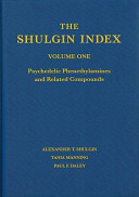 The Shulgin Index Book