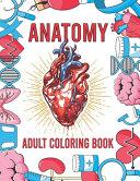 Anatomy Adult Coloring Book PDF