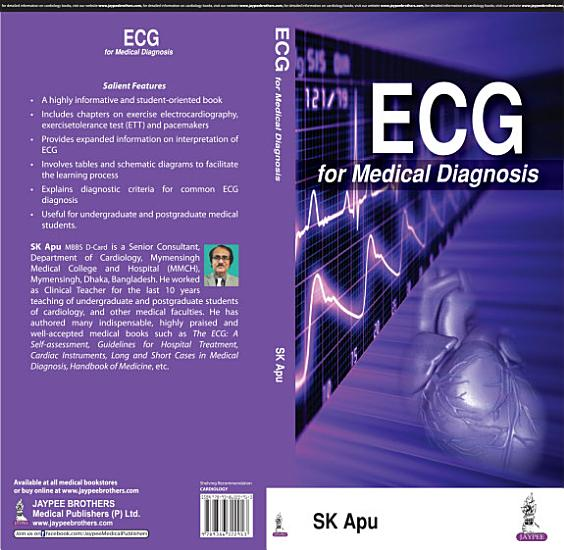 ECG for Medical Diagnosis PDF