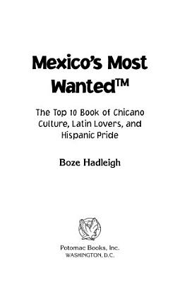 Mexico s Most Wanted