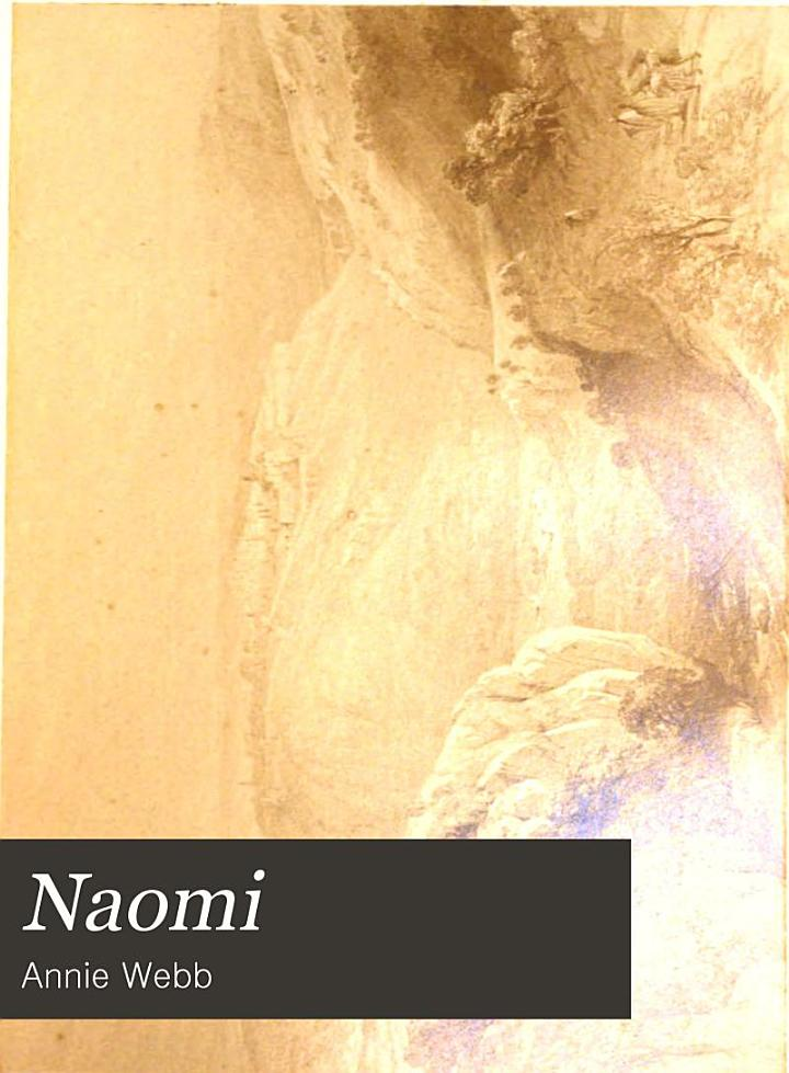 Naomi; or, The last days of Jerusalem, with illustr. by D. Roberts