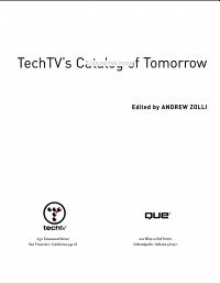 Catalog of Tomorrow PDF
