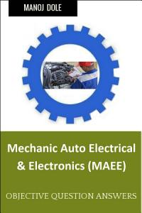 Mechanic Auto Electrical and Electronics PDF