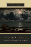 The Uses of Paradox PDF